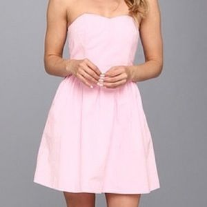 Lilly Pulitzer Richelle strapless dress